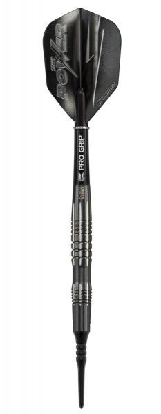 Target Phil Taylor 8Zero Black Titanium Softtip - 18g
