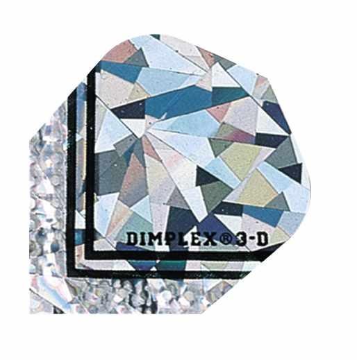 Dimplex 3D silber silber - Standard
