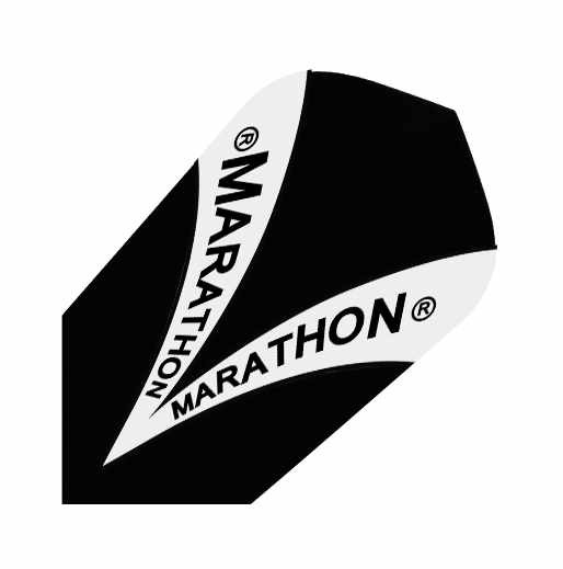 Harrows Marathon black - Slim