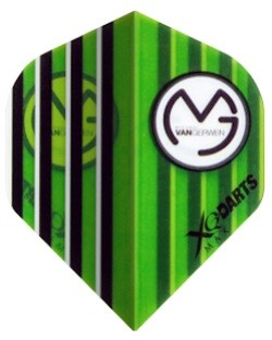 XQmax Michael van Gerwen MVG grün - Standard