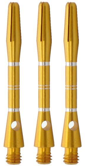 Alumaster gold - short