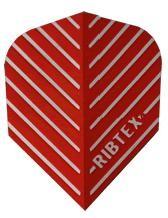 Ribtex rot-silber - Standard