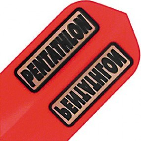 Pentathlon red - Slim