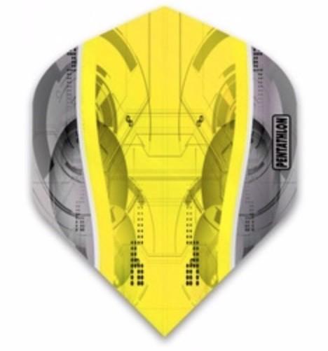 Pentathlon Silver Edge gelb - Standard