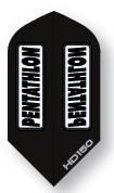 Pentathlon HD150 schwarz - Slim