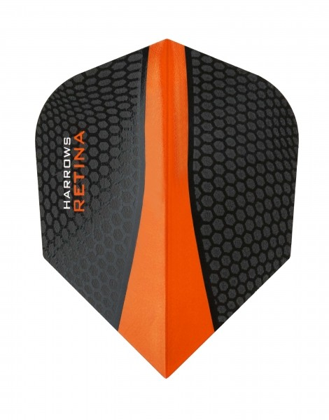 Harrows Retina Flights orange - Standard