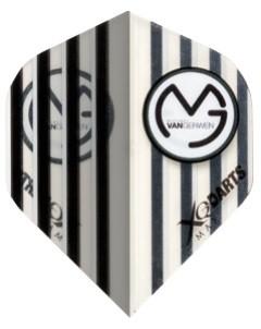 XQmax Michael van Gerwen MVG weiß - Standard