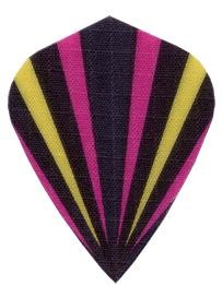 "Nylon Stoff ""Color Stripes"" - Kite"