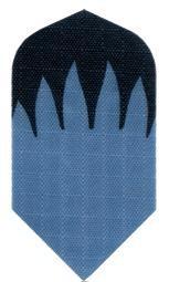 "Fabric ""Blue Flame"" - Slim"