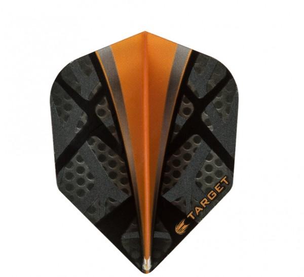 Target Vision Centre Sail schwarz-orange - Standard
