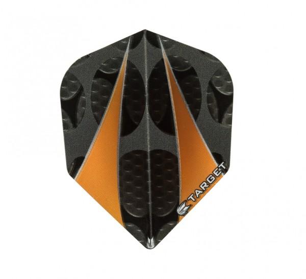 Target Vision Twin Sail schwarz-orange - Standard