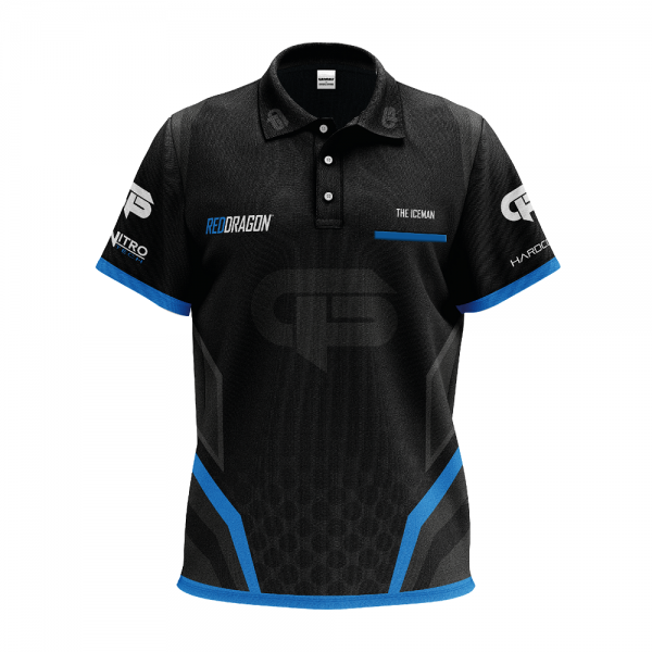 Gerwyn Price Iceman Tour Shirt