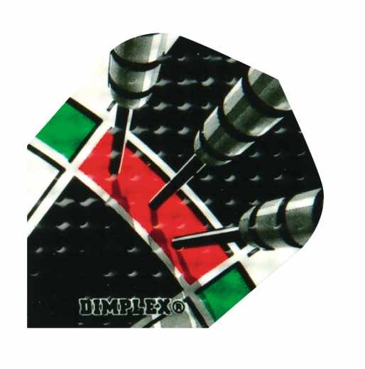 "Dimplex ""Dartboard"" - Standard"