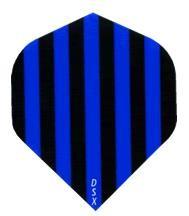 Stripes black-blue - Standard