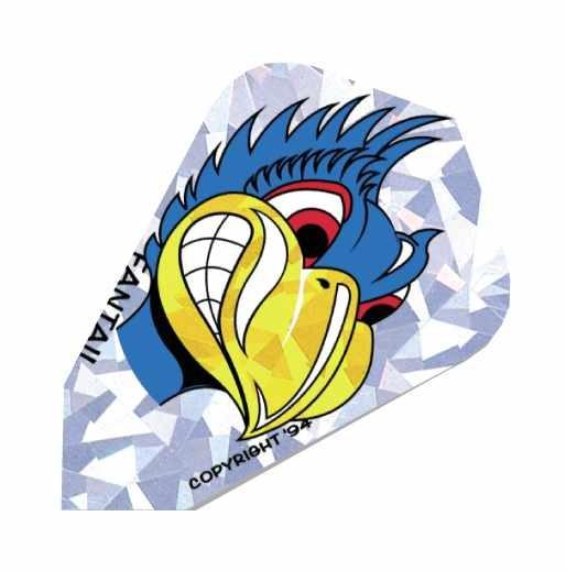 """Harrows """"Grining Bird"""" - Fantail"""
