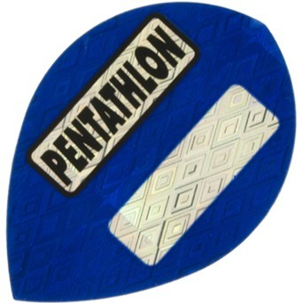 Pentathlon Holographic blue - Pear