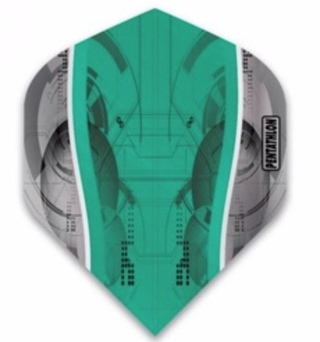 Pentathlon Silver Edge jade - Standard