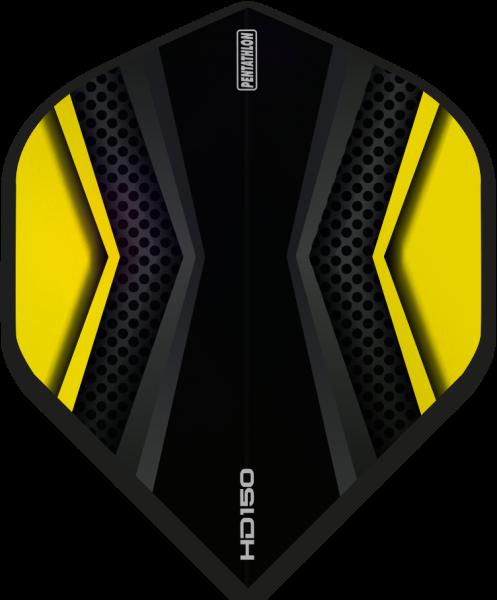Pentathlon HD150 X-Wing gelb - Standard