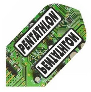 Pentathlon ''Circuit Board'' - Slim