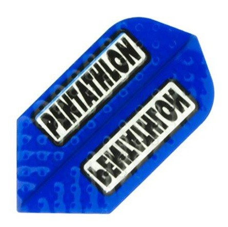 Pentathlon Dimplex blau - Slim