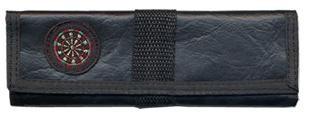 Tri-Fold Wallet black leather optics