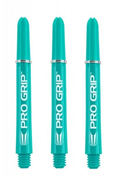 Target Pro Grip Schaft aqua