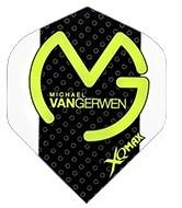 XQmax Michael van Gerwen MVG white-green Logo