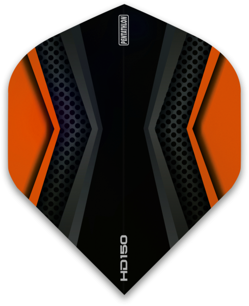 Pentathlon HD150 X-Wing orange - Standard