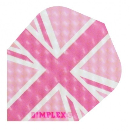 Harrows Dimplex Britain pink - Standard