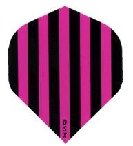 Stripes black-purple - Standard