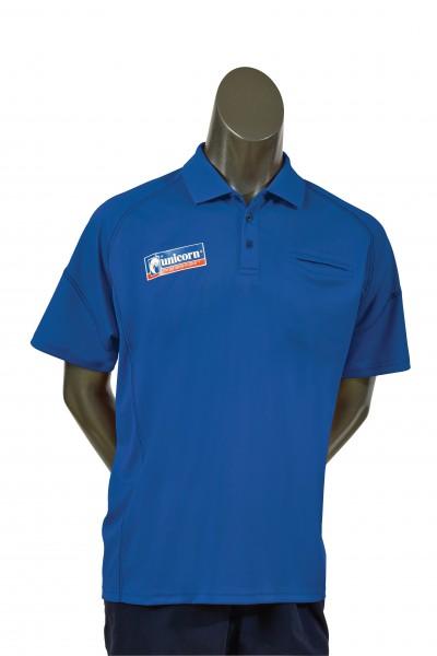 Unicorn Team Shirt blau
