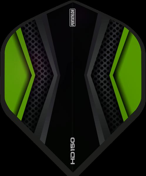 Pentathlon HD150 X-Wing grün - Standard