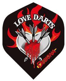 """Love Darts"" - Standard"