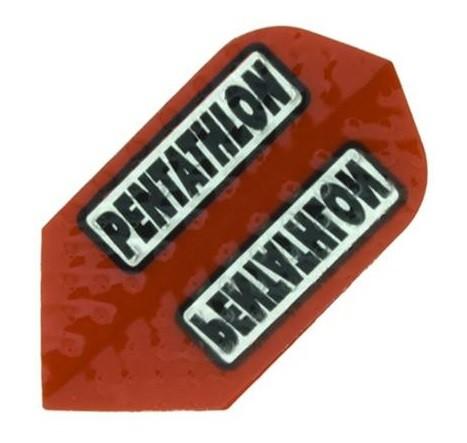 Pentathlon Dimplex red - Slim