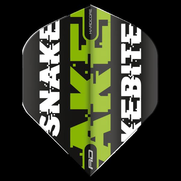 Peter Wright Snakebite grün - Standard