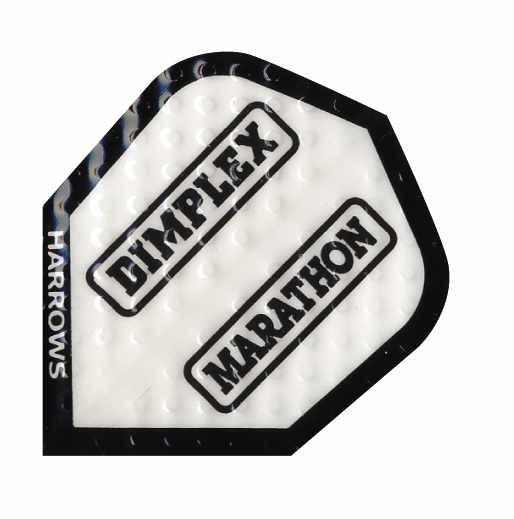 Harrows Dimplex weiß - Standard