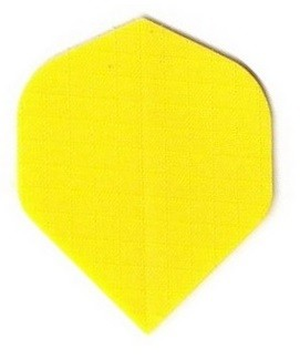 Nylon Stoff Flight gelb - Standard