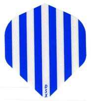 Stripes blue-white - Standard
