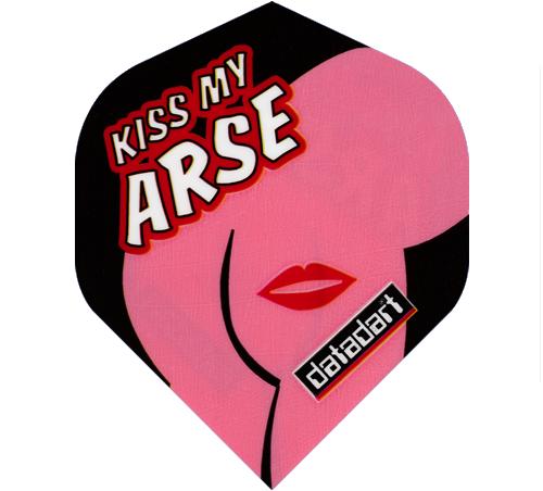 "Datadart ""Kiss my Arse"" - Standard"