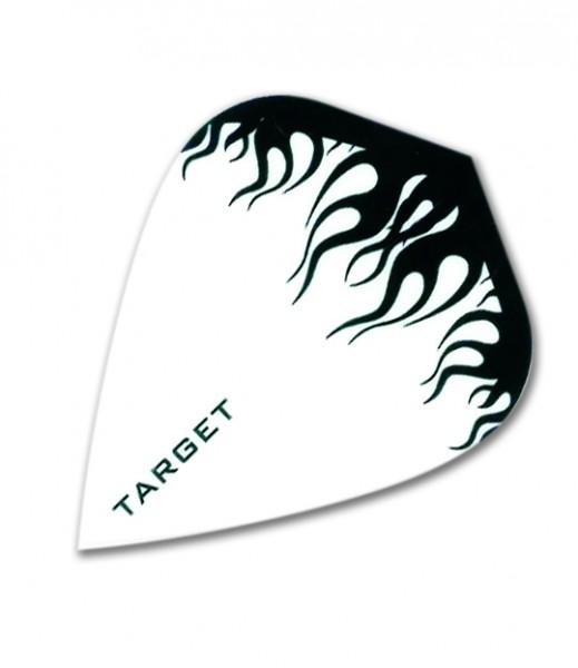 Target Pro 100 Flame weiß - Kite