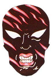 """Harrows """"Skull stripes"""" - Skull"""