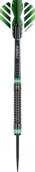 Winmau Paul Nicholson Hex Grip black - 24g