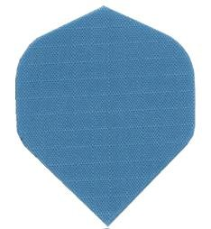 Nylon Stoff Flight hellblau - Standard