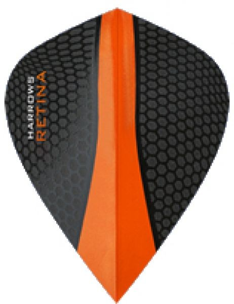 Harrows Retina Flights orange - Kite