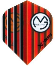XQmax Michael van Gerwen MVG orange - Standard
