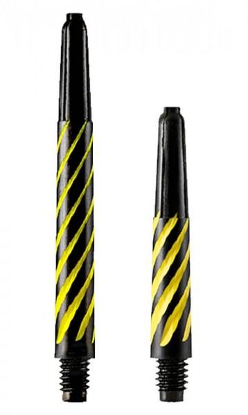 Spiroline schwarz-gelb