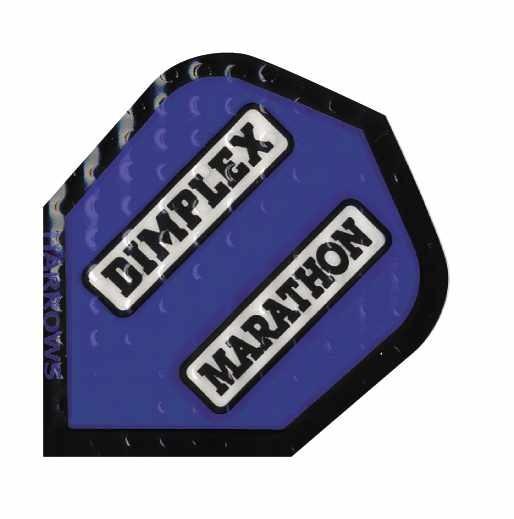 Harrows Dimplex blau - Standard