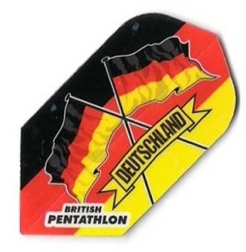 """Pentathlon """"Deutschland"""" - Slim"""