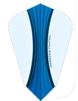 Harrows Curve Blue - Fantail