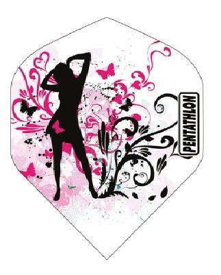 Pentathlon Ladies Butterfly - Standard